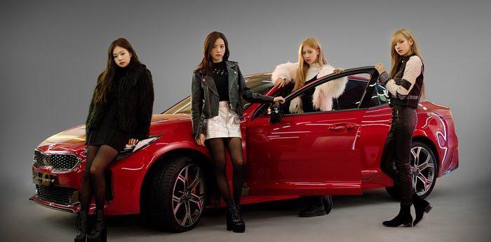 รวมรถหรูดาราเกาหลี